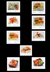 Menu Restaurant Sushi Nord - Les menus M suite et menus C
