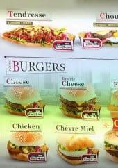 Menu Au Bon Accueil - Les sandwiches classiques suite et burgers