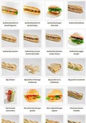 Menu La Mie Câline - Les burgers et les sandwichs