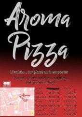 Menu Aroma pizza - Carte et menu Aroma pizza  Issoire
