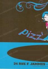 Menu Pizz'olélé - Carte et menu Pizz'olélé Hasparren