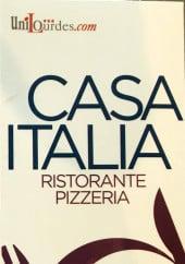 Menu Casa Italia - Carte et menu Casa Italia  Lourdes
