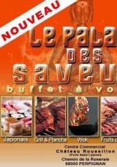 Menu Le Palais des Saveurs - Carte et menu Le Palais des Saveurs Perpignan