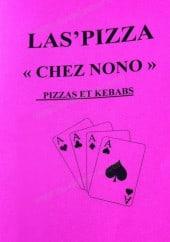 Menu Las'pizza - Carte et menu Las'pizza  Saint Laurent de la Salanque