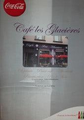 Menu Café les Glacières - Carte et menu Café les Glacières Strasbourg
