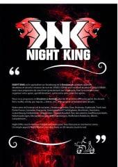 Menu Kopar Night KNK - Carte et menu Kopar Night KNK Strasbourg