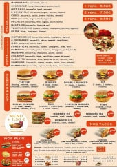 "Menu Rapido""s Pizza - Pizzas, tacos, paninis,..."