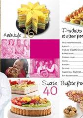 Menu Poulaillon - Apéritifs, produits de la mer et sans porc,...