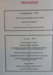 Menu Imagine KB - Les menus