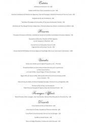 Brazier wine bar à Lyon 1, carte-menu et photos