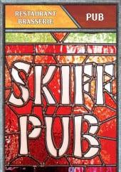 Menu Skiff - Carte et menu de Skiff pub à Aix les Bains