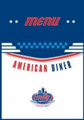 Menu Emily's - Carte et menu Emily's Albertville