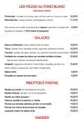 Menu La Sapaudia - Carte suite