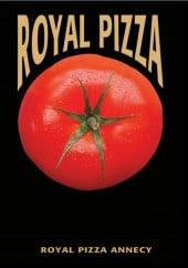 Menu Royal pizza - carte et menu  Royal pizza Annecy