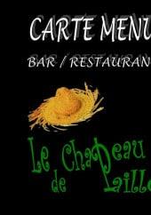 Menu Le chapeau de paille - Carte et menu Le chapeau de paille Seyssel