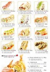 Menu C'Roll Sushi - Les rolls  suite