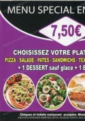 Menu Maestro Pizza - Le menu spécial entreprise à 7,5€