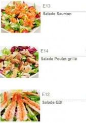 Les salades japonaises