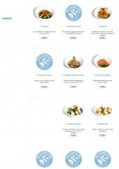 Menu Mezzencore - Salades