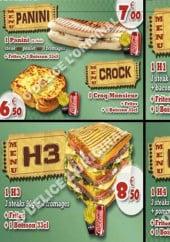 Menu O'Delice L'Original - Les menus toaster