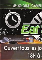 Menu Eat's Time - Carte et menu Eat's Time Rouen