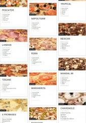 Menu Dominute Pizza - Les pizzas suite