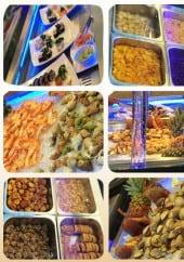 golden wok grill à chelles, carte-menu et photos