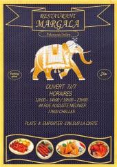 Menu Margala - Carte et menu Margala Chelles