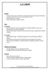 la croix blanche donnemarie dontilly carte menu et photos. Black Bedroom Furniture Sets. Home Design Ideas