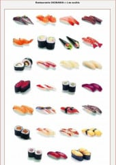 Les Sushis