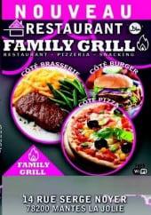 Menu Famy Grill - Carte et menu Famy Grill Mantes la Jolie