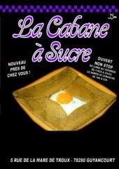 Menu La cabane a sucre - Carte et menu La cabane a sucre Guyancourt
