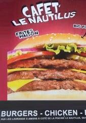 Menu La Cafet Nautilus - Carte et menu La Cafet Nautilus Amiens