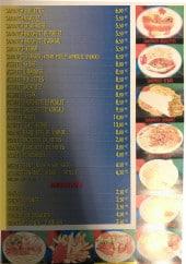 Menu Mr Kebab - Sandwiches, assiettes, desserts, ...