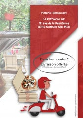 Menu La Pitchouline - Carte et menu La Pitchouline Sanary sur Mer