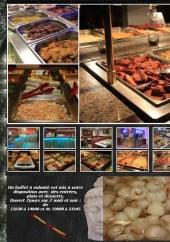 Menu Asia Wok - Les buffets
