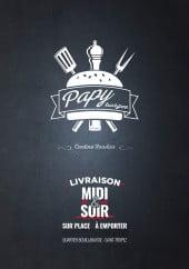 Menu Papy Burger - Carte et menu Papy Burger Gassin
