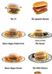 Menu Tommy's Diner Café - Supreme nachos