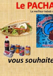 Menu Pacha Kebab - Carte et menu Pacha Kebab Poitiers