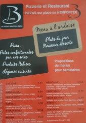 Menu La Braise - Carte et menu La Braise Lussac les Chateaux