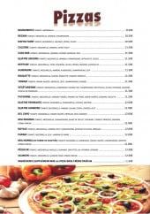 Menu Casa Mia - Les pizzas