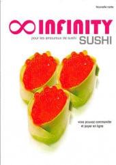 Menu Infinity Sushi - carte et menu infinity sushi Clichy