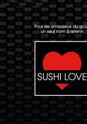 Menu Sushi Love - carte et menu sushi love