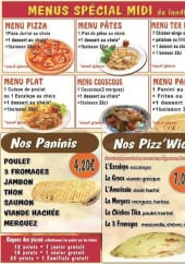 Menu Jet Pizza - Les Menus
