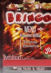 Menu Bringo - Carte et menu Bringo Levallois Perret