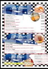 Menu Holly Food - Les starters, les burgers,....