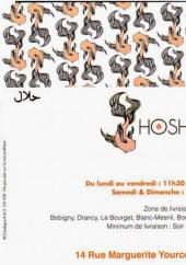 Menu Hoshizora - Carte et menu Hoshizora Bobigny