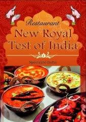 Menu New Royal Taste of Indien - les prestations