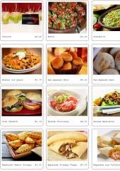 Menu Latino traiteur - La verrine, le pebre, club sandwich,...