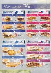 Menu Bbr and Co - Les menus : burgers, classiques, doubles, escalopes